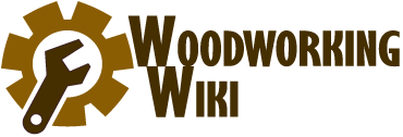 Woodworking Wiki Gear Logo